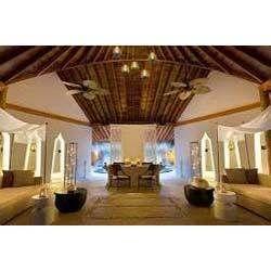 Lobby Wooden Flooring