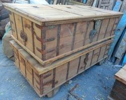 Coffeetable Box Trunk