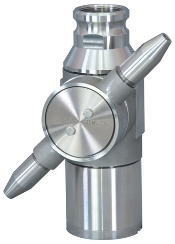Nozzles Tank Cleaning Nozzle Manufacturer From Chennai