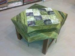 Velvet Brasso Patch Table Cover