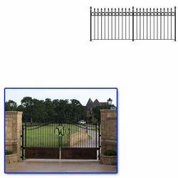 Designer Railings for Home Security