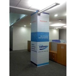 Show Room Pillar Graphics