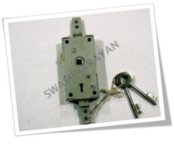 Two Way Lock Round Key