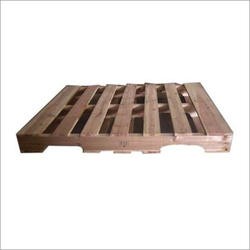 Stringer Wooden Pallet