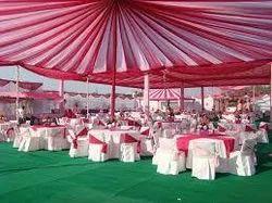 Tent House Decoration