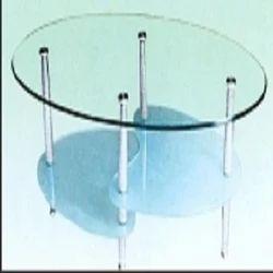 Glass Top Center Tables   Modular Center Table Wholesaler U0026 Trader From  Bengaluru