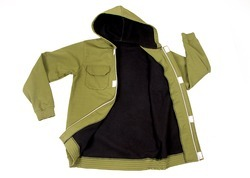 Three Layered Water Proof Breathable Insulating Jacket