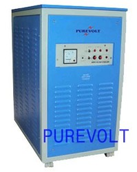 Servo Voltage Stabilizer 3 Phase to 1 Phase