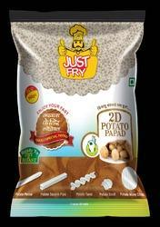 2D Potato Papad Penne 200 Grams Pack