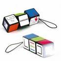Rubik's Flashlights