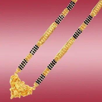 Designer Mangalsutra Gold Plated Mangalsutra Wholesale