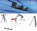 Optical Active Marker PTI VZ4050v 3D Motion Capture System