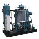 Vertical Oil Free Piston Air Compressor