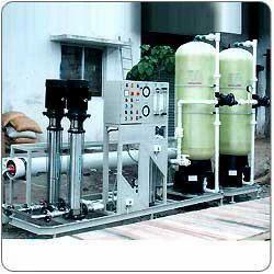 Filter RO Plant