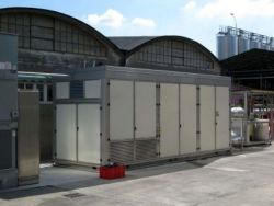 Ammonia Based Cooling Equipments