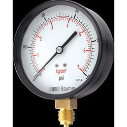 Utility Pressure Gauge Bourdon Type