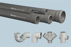 Supreme CPVC Pipe, Size/Diameter: >4 inch, for Utilities Water