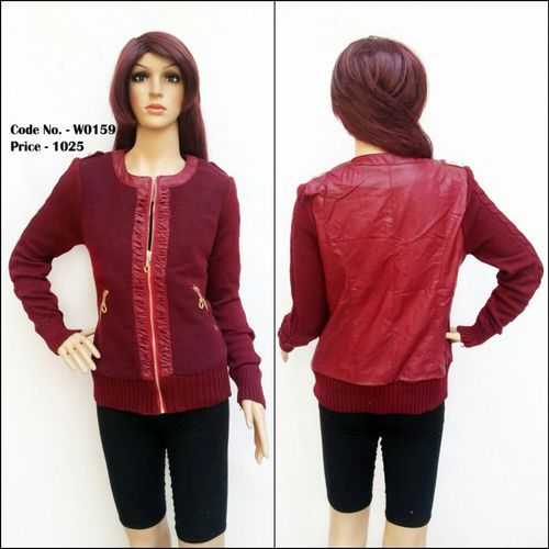 efdd85f1a84 Ladies Winter Top - View Specifications   Details of Ladies Tops by ...