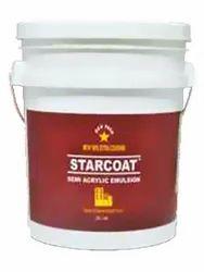 Starcoat Semiacrylic Emulsion