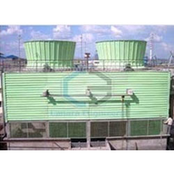 Reinforced Cement Concrete Cooling Towers