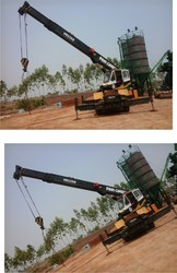 SLI System for carry deck cranes