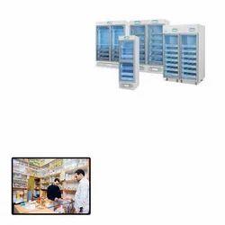 Vaccine Refrigerator for Chemist Shops