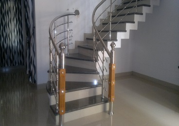 Stainless Steel Handrail Works