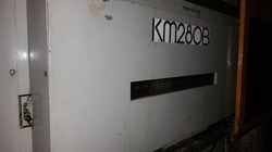 280 Ton Kawaguchi Used Injection Molding Machine