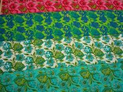 Flower Print Printed Fabric