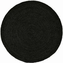 Black Braided Rugs