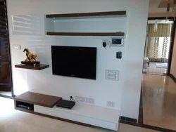 Stylish Plasma TV Table