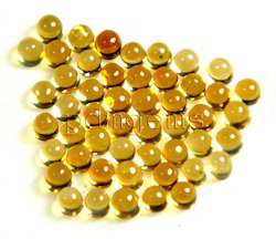 Citrine Smooth Fancy Round Balls Gemstone