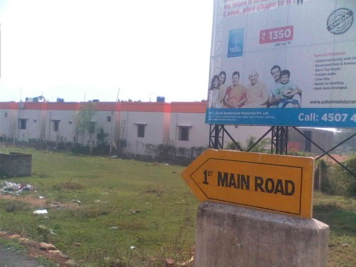 Residential Plot For Sale At Poonamallee in Chennai, Vijay Housing