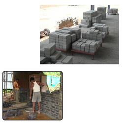 Fly Ash Bricks for Building Construction