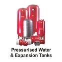 Pressurized Expansion Tank