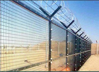 Anti Intrusion Anti Climb Fencing Chandla Private