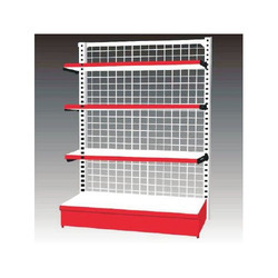 Metal Wire Display Rack | Wire Mesh Display Racks Rs 2000 Piece Seema Slotted Angles Id