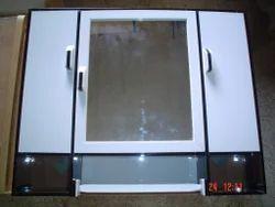 Acrylic Bathroom Cabinets