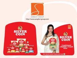Silver Coin Aata