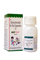 Cefuroxime Axetil for Oral Suspension Syrup