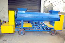 Production Mud Brick Machine