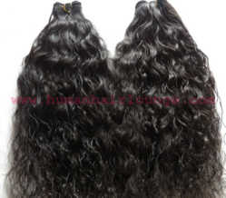 Virgin Remy Wavy Hair