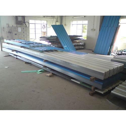Roofing Sheet And Pre Engineered Building Wholesale Trader