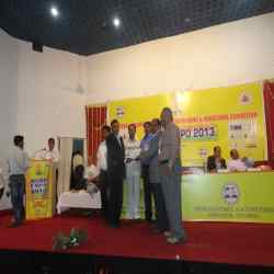 Participated in MSME Expo 2013