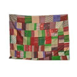 Kantha Quilt Bed Cover
