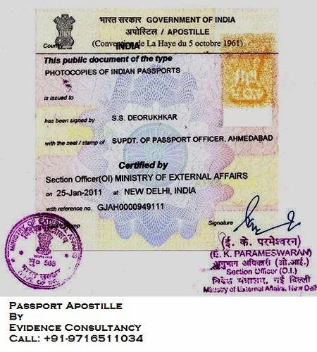 Birth Certificate Apostille-Attestation-Burundi Embassy in