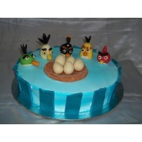 Angry Birds Cakes and Customized Cakes Manufacturer MR Brown