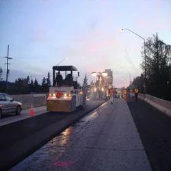 Center Line Road Construction Service