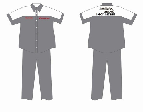 Perfection Honda Service >> Automotive Uniforms - Honda Motocorp Uniform Manufacturer from Nagpur