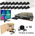 16 Camera Security Systems (Box Cameras)